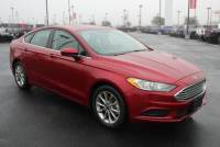 Pre-Owned 2017 Ford Fusion SE Sedan For Sale