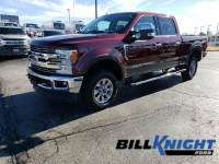 Certified Used 2017 Ford Super Duty F-350 SRW Lariat Crew Cab Pickup 8 4WD in Tulsa
