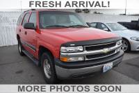 Pre-Owned 2000 Chevrolet New Tahoe LS 4WD
