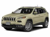Used 2015 Jeep Cherokee Latitude FWD SUV in Toledo