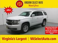 Used 2018 Chevrolet Tahoe LT SUV for sale in Amherst, VA