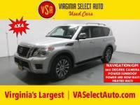 Used 2018 Nissan Armada SL SUV for sale in Amherst, VA