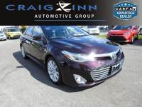 Pre Owned 2013 Toyota Avalon 4dr Sdn XLE (Natl) VIN4T1BK1EB0DU040639 Stock Number8954401