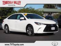 2017 Toyota Camry SE Sedan Front-wheel Drive in Temecula