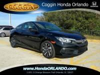 Pre-Owned 2016 Honda Civic LX-P Coupe in Orlando FL