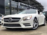 Certified Pre-Owned 2013 Mercedes-Benz SL-Class SL 550 2D Convertible Rear Wheel Drive