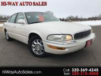 2001 Buick Park Avenue 4dr Sdn Ultra