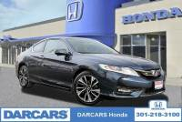 2017 Honda Accord EX Coupe for sale in Bowie