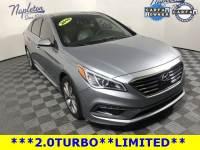 Certified 2015 Hyundai Sonata Limited 2.0T in West Palm Beach, FL