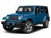 2017 Jeep Wrangler JK Unlimited Sahara 4x4 SUV in Tampa