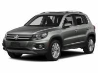2016 Volkswagen Tiguan SE SUV