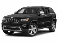 Used 2015 Jeep Grand Cherokee Overland 4x4 SUV in Mishawaka