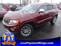 2016 Jeep Grand Cherokee Limited SUV 4WD