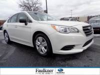 Certified Used 2016 Subaru Legacy 2.5i for Sale in Harrisburg near Elizabethtown