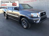 Certified Pre-Owned 2013 Toyota Tacoma 4x4 V6 Automatic Truck Double Cab 4x4 in Avondale, AZ