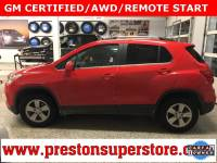 Certified Used 2017 Chevrolet Trax LT SUV in Burton, OH
