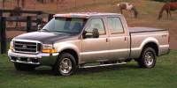 PRE-OWNED 2002 FORD SUPER DUTY F-250 XLT RWD CREW CAB PICKUP