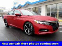 Certified 2018 Honda Accord Sport Sedan