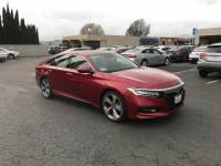 Certified Pre-Owned 2018 Honda Accord Touring 2.0T Sedan For Sale in Fairfield, CA