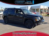 Pre-Owned 2014 Jeep Patriot Sport FWD SUV in Jacksonville FL
