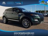 Pre-Owned 2012 Land Rover Range Rover Evoque Pure Plus SUV in Jacksonville FL