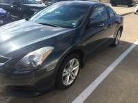 2013 Nissan Altima 2.5 S Coupe FWD