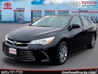 Used 2016 Toyota Camry XLE Sedan Front-wheel Drive for Sale in Riverhead, NY