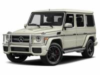 Certified Pre-Owned 2016 Mercedes-Benz G-Class AMG® G 63 SUV AWD 4MATIC®