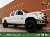 2012 Ford F-250 SD LARIAT CREW CAB SWB 4WD 1-OWNER