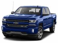 2018 Chevrolet Silverado 1500 LTZ Truck Crew Cab