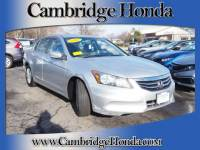 Used 2012 Honda Accord 2.4 LX Sedan | in Cambridge, MA