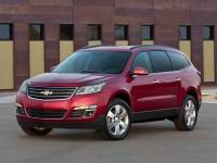 Used 2014 Chevrolet Traverse LT 3RD ROW CARFAX CERTIFIED in Ardmore, OK