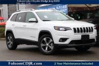 2019 Jeep Cherokee Limited 4x4 SUV - Certified Used Car Dealer Serving Sacramento, Roseville, Rocklin & Citrus Heights CA