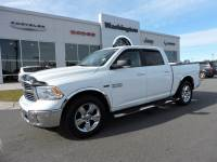 Used 2017 Ram 1500 Big Horn Truck Crew Cab in Washington, NC