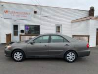 2003 Toyota Camry LE 4-Speed Automatic