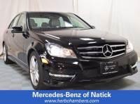 2014 Mercedes-Benz C-Class C 300 4MATIC Sedan in Natick