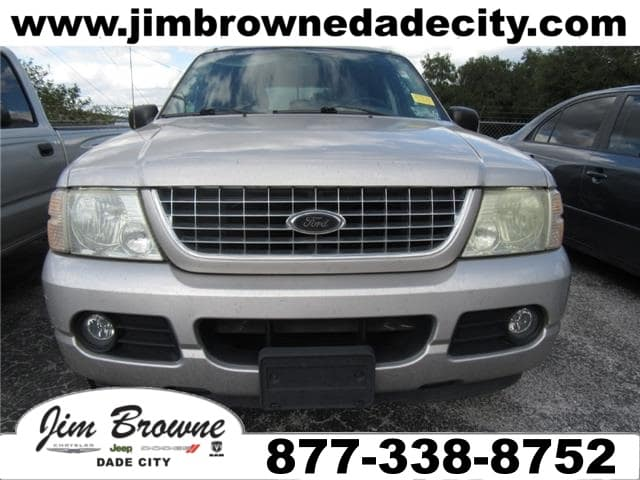 Photo 2004 Ford Explorer XLT SUV in Dade City