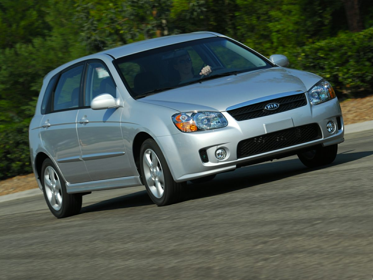 Photo Used 2008 Kia Spectra5 SX Hatchback For Sale Findlay, OH