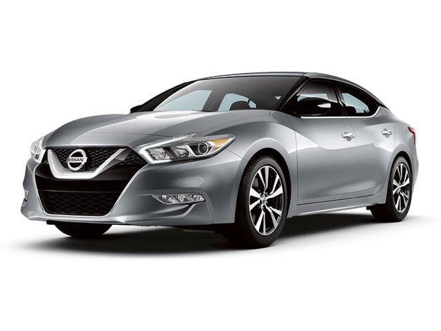 Photo Used 2016 Nissan Maxima SL W NAV TECH AND DRIVER ASSIST PACKAGE