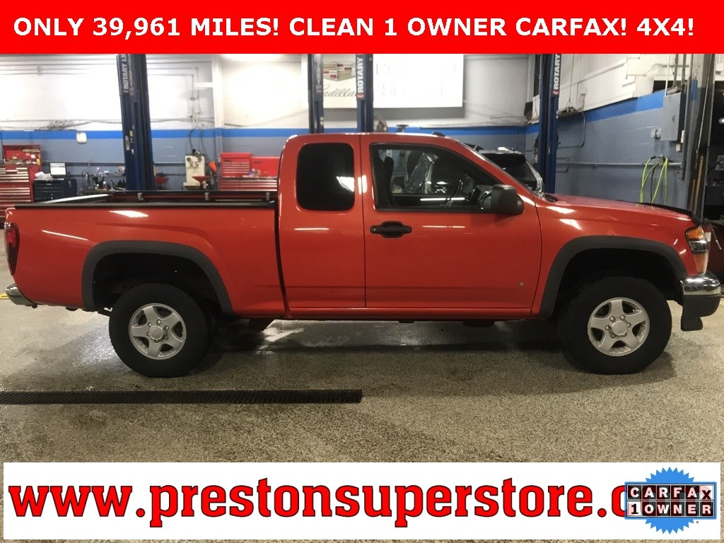 Photo Used 2008 GMC Canyon SLE2 Truck in Burton, OH