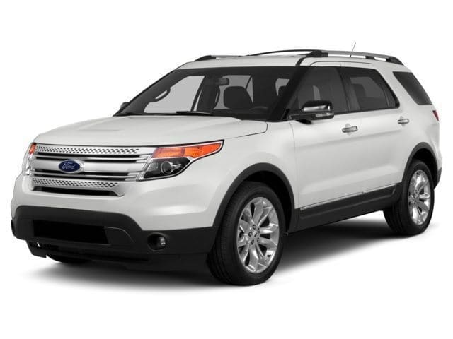 Photo Pre-Owned 2015 Ford Explorer Sport SUV For Sale in Raleigh NC