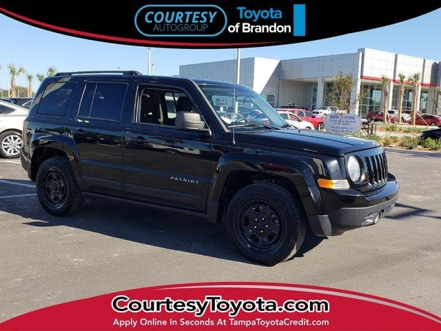 Photo Pre-Owned 2014 Jeep Patriot Sport FWD SUV in Jacksonville FL