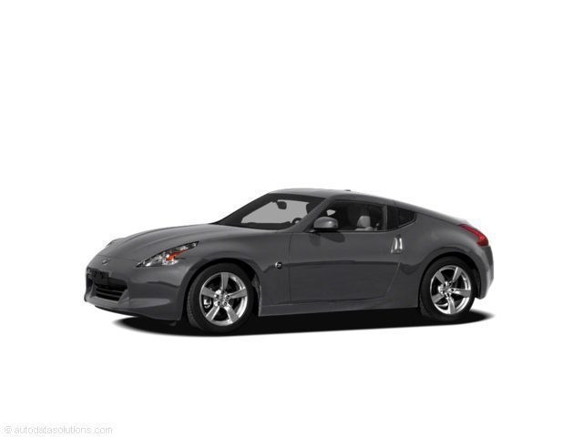 Photo Used 2011 Nissan 370Z Touring Coupe For Sale in Asheville, NC