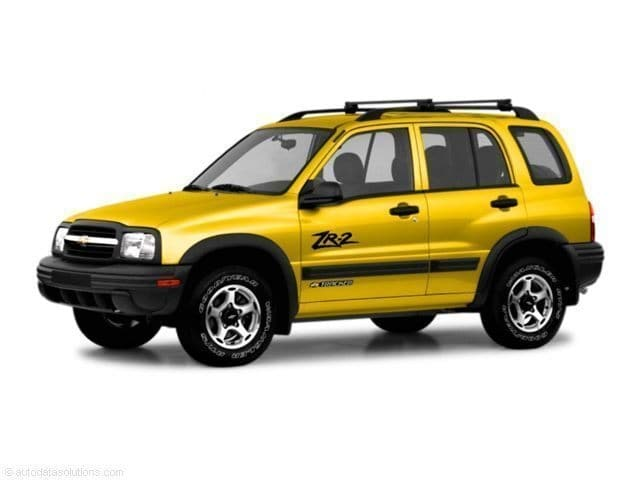 Photo Used 2003 Chevrolet Tracker Hard Top For Sale  Greensboro NC  36932683