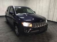 Certified Used 2017 Jeep Compass Latitude FWD SUV in Toledo