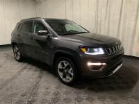 Certified Used 2018 Jeep Compass Limited FWD SUV in Toledo