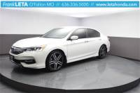 Certified Pre-Owned 2017 Honda Accord Sport Special Edition 2.4T FWD 4D Sedan