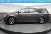 Certified Pre-Owned 2014 Honda Odyssey Touring Elite FWD 4D Passenger Van