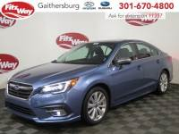 Certified Used 2018 Subaru Legacy 2.5i Limited in Gaithersburg