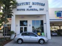 2006 Saturn Ion 1 Owner Clean CarFax No Accidents Cloth CD A/C